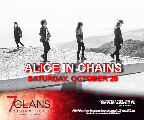 7 Clans First Council Alice in Chains
