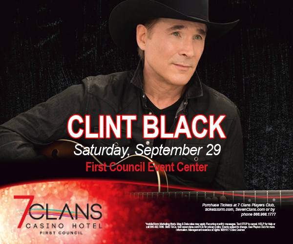 7 Clans First Council Clint Black